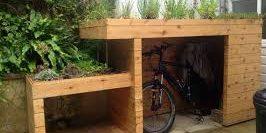 Custom bike storage ideas